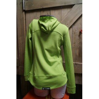 W´s Sweat Hooded Full Zip LS