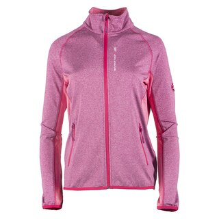 LADIES BICOLOR JACKET MELANGE