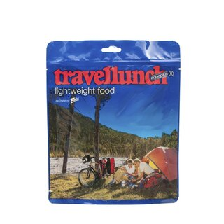 TRAVELLUNCH - EINZELPORTION 125g - Fleisch